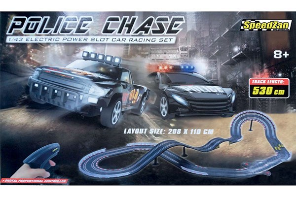 POLICE CHASE 530CM